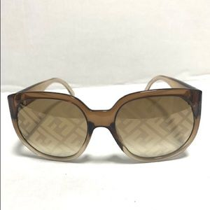 Fendi FF 0403/G/S 09QEB Sunglasses New Authentic